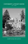 2008-2009 Undergraduate Bulletin