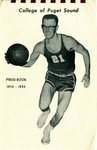 1954 Basketball Press Book