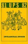 1981 Intramural Sports