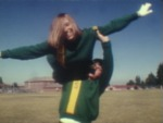 Cheerleaders: Oct., 1971 by University of Puget Sound