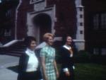 Left Over Daffodil Queens: Sue Bona, Cheril Lamka, Carol Parcheta; June 1968 by University of Puget Sound