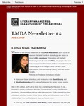 LMDA Newsletter