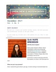 LMDA New & Noteworthy, volume 3, no. 3 by Kate Bredeson and Jeremy Stoller
