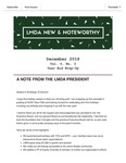 LMDA New & Noteworthy, volume 4, no. 3 by Literary Managers and Dramaturgs of the Americas