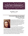 LMDA New & Noteworthy, volume 4, no. 2 by Gabriella Steinberg and Amanda Dawson