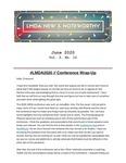 LMDA New & Noteworthy, June 2020 by Martine Kei Green-Rogers, Manuela Sosa, Sarah Kiker, and Liam E. Gibbs