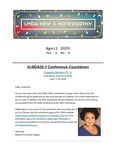 New & Noteworthy, April 2020 by Martine Kei Green-Rogers, Shelley Orr, and Jacqueline Goldfinger