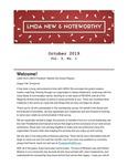 LMDA New & Noteworthy, October 2019