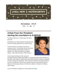 LMDA New & Noteworthy, November 2019