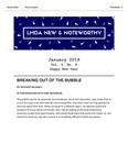 LMDA New & Noteworthy, January 2019 by Heather Helinsky, Erin Washburn, and Morgan Grambo