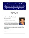 LMDA New & Noteworthy, December 2019
