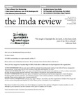 LMDA Review, volume 10, issue 2