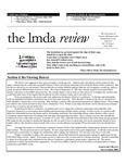 LMDA Review, volume 12, issue 1