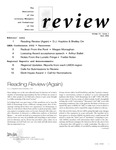 Review: The Newsletter of the Literary Managers and Dramaturgs of the Americas, volume 13, issue 1