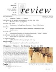 Review: The Newsletter of the Literary Managers and Dramaturgs of the Americas, volume 15, issue 2
