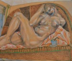 Reclining Figure by Olivia Sherman