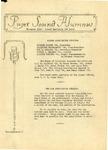 The Alumnus, 1929-11 by University of Puget Sound Alumni Association