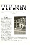 The Alumnus, 1935-01 by University of Puget Sound Alumni Association