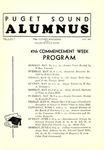 The Alumnus, 1935-05