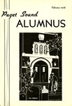 The Alumnus, 1936-02 by University of Puget Sound Alumni Association