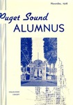 The Alumnus, 1936-11 by University of Puget Sound Alumni Association