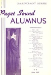 The Alumnus, 1937-06 by University of Puget Sound Alumni Association