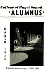 The Alumnus, 1938-03 by University of Puget Sound Alumni Association