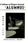 The Alumnus, 1938-03