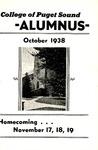 The Alumnus, 1938-10