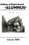 The Alumnus, 1939-01