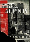 The Alumnus, 1939-10 by University of Puget Sound Alumni Association