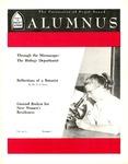 The Alumnus, 1961-09