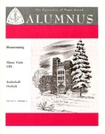 The Alumnus, 1961-12 by University of Puget Sound Alumni Association