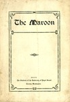 The Maroon, 1903-10 by Associated Students of the University of Puget Sound