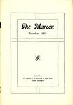 The Maroon, 1903-11