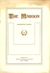 The Maroon, 1904-06 by Associated Students of the University of Puget Sound