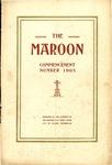 The Maroon, 1905-06