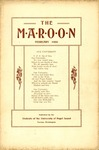 The Maroon, 1906-02 by Associated Students of the University of Puget Sound