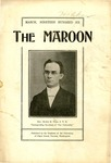 The Maroon, 1906-03 by Associated Students of the University of Puget Sound