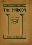 The Maroon, 1906-06 by Associated Students of the University of Puget Sound
