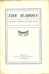 The Maroon, 1907-01 by Associated Students of the University of Puget Sound