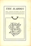 The Maroon, 1907-04