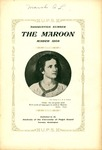 The Maroon, 1908-03 by Associated Students of the University of Puget Sound