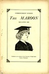 The Maroon, 1908-06 by Associated Students of the University of Puget Sound