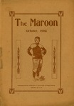 The Maroon, 1908-10 by Associated Students of the University of Puget Sound