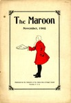 The Maroon, 1908-11