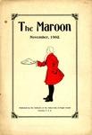 The Maroon, 1908-11