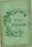 The Maroon, 1908-12