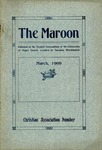 The Maroon, 1909-03
