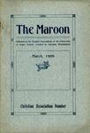 The Maroon, 1909-03